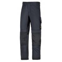 Snickers Workwear AllroundWork Arbeitshose, 6301, Farbe Steel Grey, Größe 46