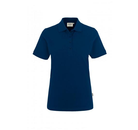 Hakro Damen-Poloshirt Classic, Farbe marine, Größe M