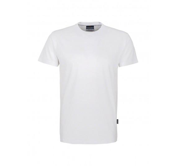 Hakro T-Shirt Slim-Fit, Farbe weiß, Größe L