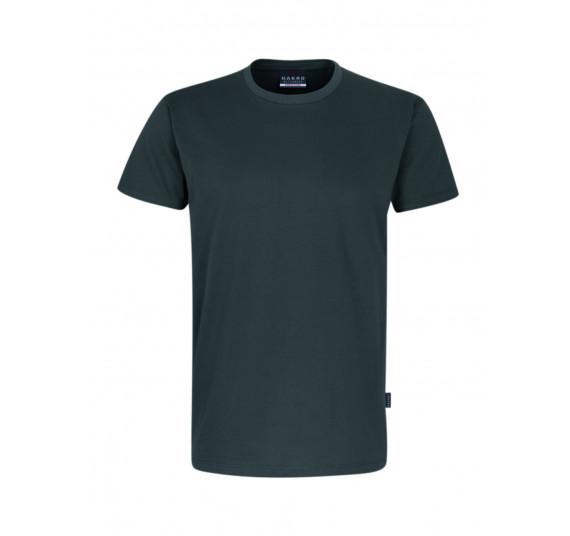 Hakro T-Shirt Slim-Fit, Farbe anthrazit, Größe L