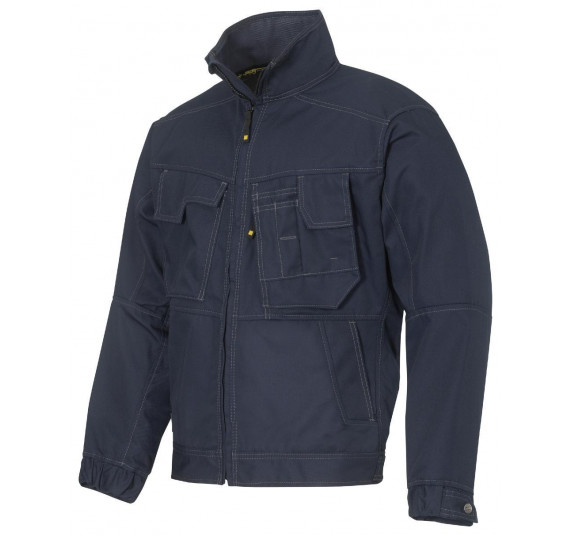 Snickers Workwear Bundarbeitsjacke, 1513, Farbe Navy/Base, Größe XL Regular