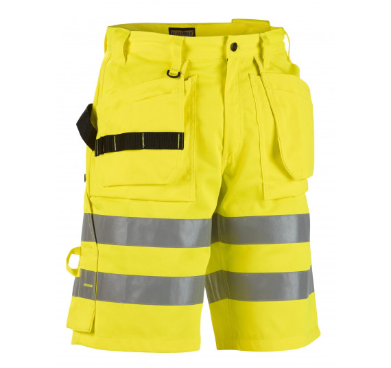 Blåkläder High vis Shorts Kl. 2, 15351804
