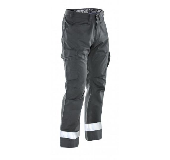 Jobman Workwear Transporthose, Farbe Dunkelgrau, Größe C150