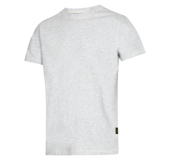 Snickers Workwear T-Shirt, 2502, Farbe Ash Grey/Base, Größe XXL
