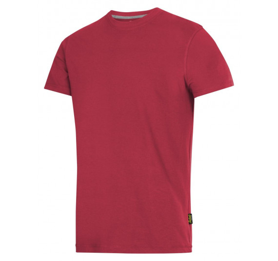 Snickers Workwear T-Shirt, 2502, Farbe Chili Red/Base, Größe XXXL