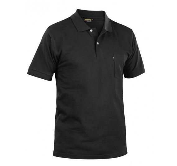 Blåkläder Polo-Shirt, 33051035, Farbe Schwarz, Größe L