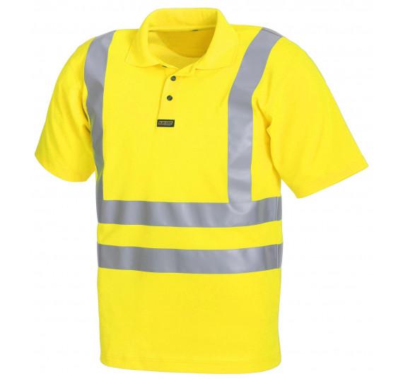 Blåkläder High vis Polo-Shirt Kl. 3, 33101009