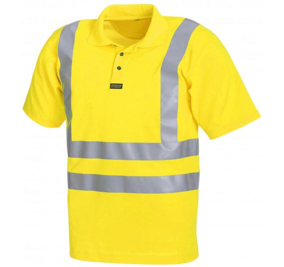 Blåkläder  High vis Polo-Shirt Kl. 2, 33111009