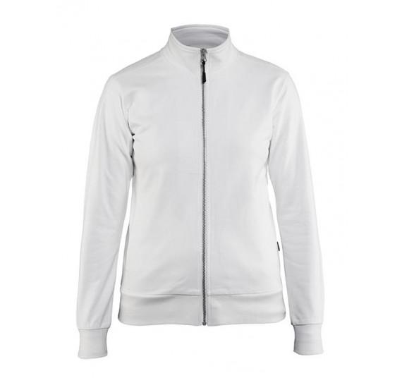 Blåkläder Sweatshirt with full zip woman, 33721158