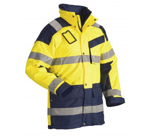 Blåkläder High Vis Winterparka Kl.3 , 44261997