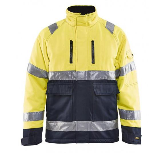 Blåkläder High Vis Winterjacke Kl 3, 48271977