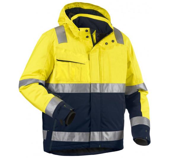 Blåkläder High Vis Winter Bundjacke Kl. 3, 48701987